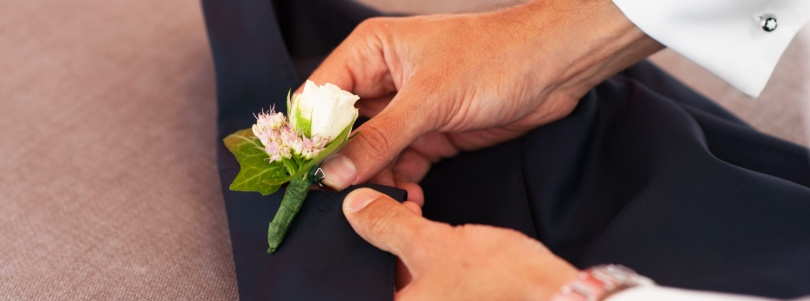 Corsages and boutonniers