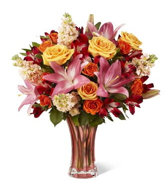 Touch of Spring® Bouquet - Deluxe