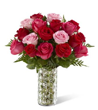 Janousek Florist Any Occasion Art Of Love Rose Bouquet Deluxe