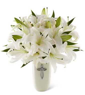 Faithful Blessings Bouquet - Deluxe