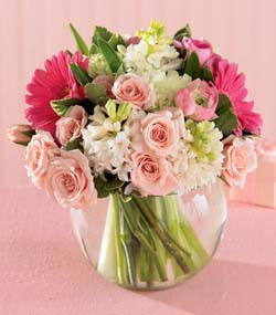 Pink Splendour Bouquet