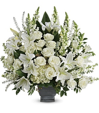 All funeral flowers