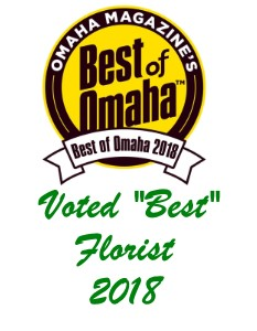 Voted Best Florist In Omaha