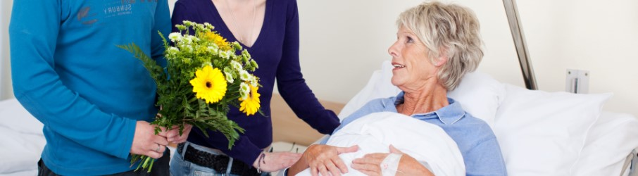 Methodist Hospital Flower Delivery by Janousek's Florist