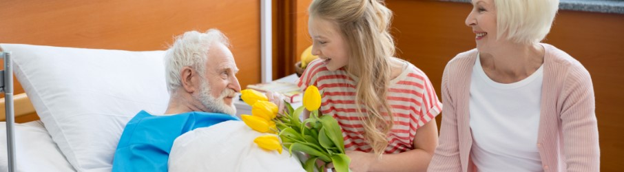 CHI Health Lakeside Hospital Flower Delivery by Janousek's Florist