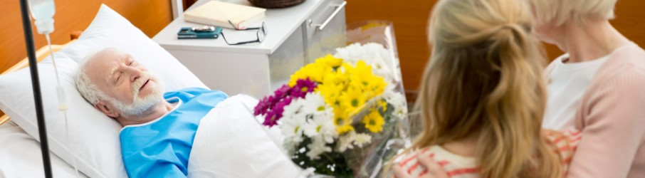 CHI Health Mercy Hospital Flower Delivery by Janousek's Florist
