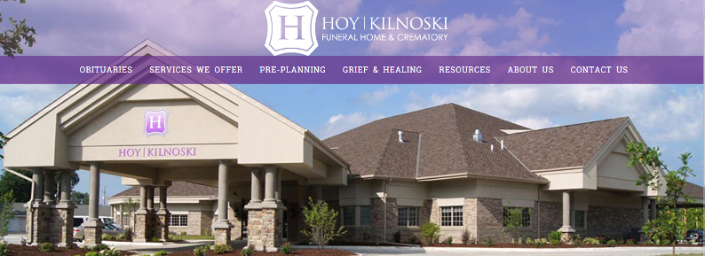 Hoy Kilnoski Funeral Home and Crematory flower delivery
